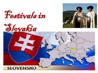 Festivals  in  Slovakia