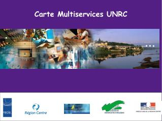 Carte Multiservices UNRC