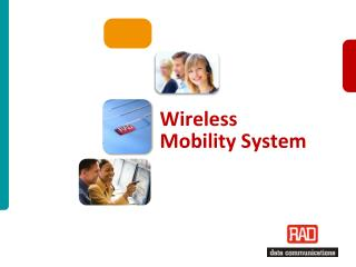 Wireless Mobility System