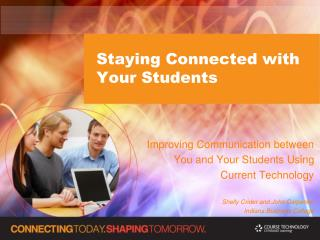Staying Connected with Your Students