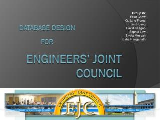 Engineers' Joint  Council