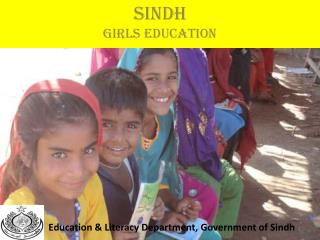 SINDH Girls Education