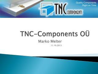 TNC-Components  OÜ