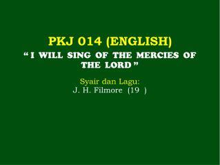 PKJ 014 (ENGLISH)