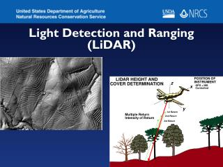 Light Detection and Ranging (LiDAR)