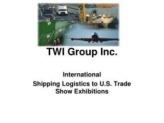 TWI Group Inc.