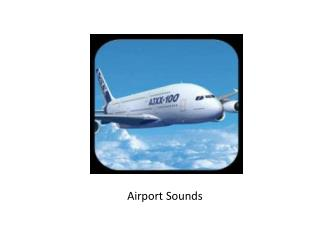 Airport Sounds