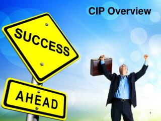 CIP Overview