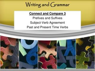 Writing and Grammar