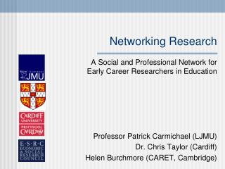 Networking Research