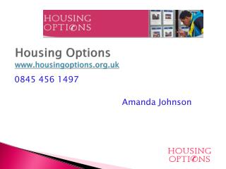 Housing Options housingoptions.uk