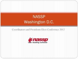 NASSP Washington D.C.