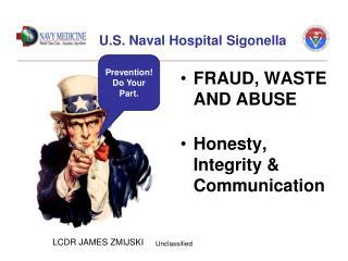 U.S. Naval Hospital Sigonella