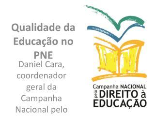 Qualidade da Educação no PNE