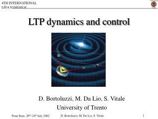 LTP dynamics and control