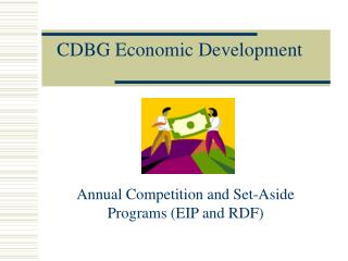 CDBG Economic Development