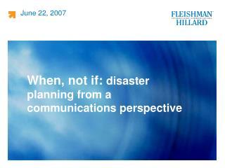 June 22, 2007