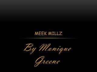 Meek Millz