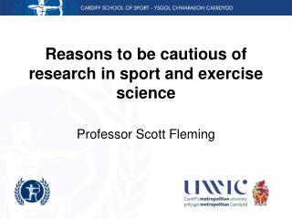 Reasons to be cautious of research in sport and exercise science