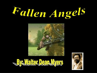 An African American Author: Walter Dean Myers