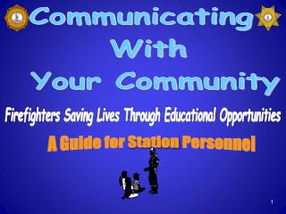 A Guide for  Station  Personnel