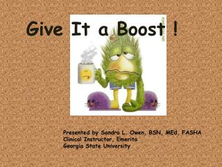 Give It a Boost !