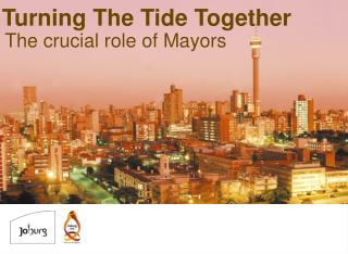 The crucial role of Mayors