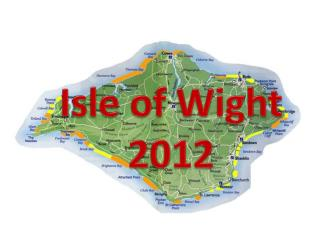 Isle of Wight 2012