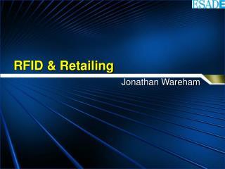 RFID & Retailing