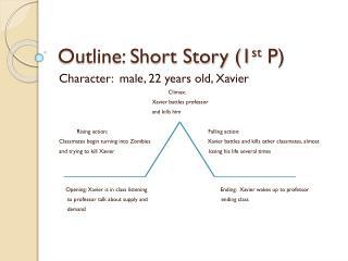 Outline: Short Story (1 st  P)
