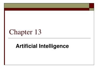 Chapter 13: Human Communication
