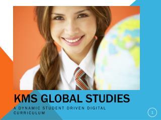 KMS Global Studies