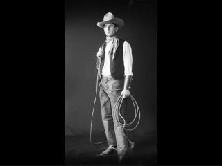 Shoe Bar Chuck Wagon, Hoodlum Wagon and Some of the Boys , 1912 Nitrate negative EES
