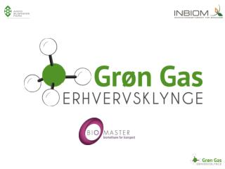 Green Gas Business  Cluster Project  2013-2015 Partners