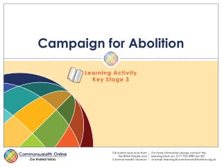 Campaign for Abolition