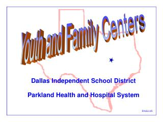 Youth and Family Centers