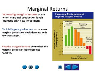 Marginal Returns