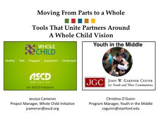 Moving From Parts to a Whole  Tools That Unite Partners Around  A Whole Child Vision