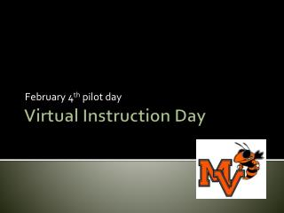 Virtual Instruction Day