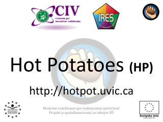 Hot  Potatoes (HP)