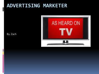 Advertising Marketer