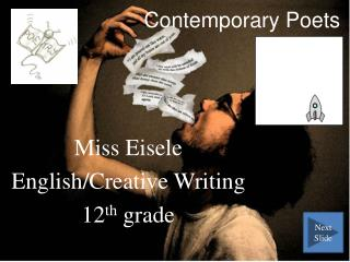 Contemporary Poets