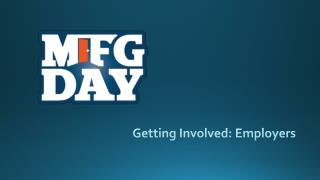 Getting Involved: Employers