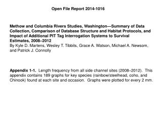 Open File Report 2014-1016