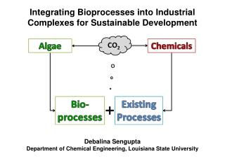 Integrating Bioprocesses into Industrial Complexes for Sustainable Development