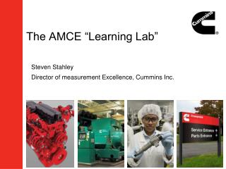 "The AMCE ""Learning Lab"""