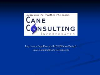 AngelFire/RI2/URISeniorDesign3 CaneConsulting@YahooGroups