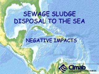 SEWAGE SLUDGE DISPOSAL TO THE SEA