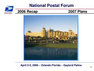 National Postal Forum