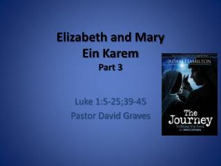 Elizabeth and Mary Ein Karem Part  3